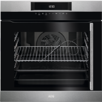 AEG SenseCook - Oven with Pyrolytic Cleaning BPK744L21M
